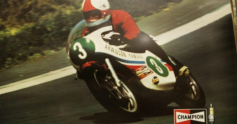 Maailmanmestari Jarno Saarinen sai surmansa Monzassa 1973 tapahtuneessa onnettomuudessa. Hän oli 27-vuotias.