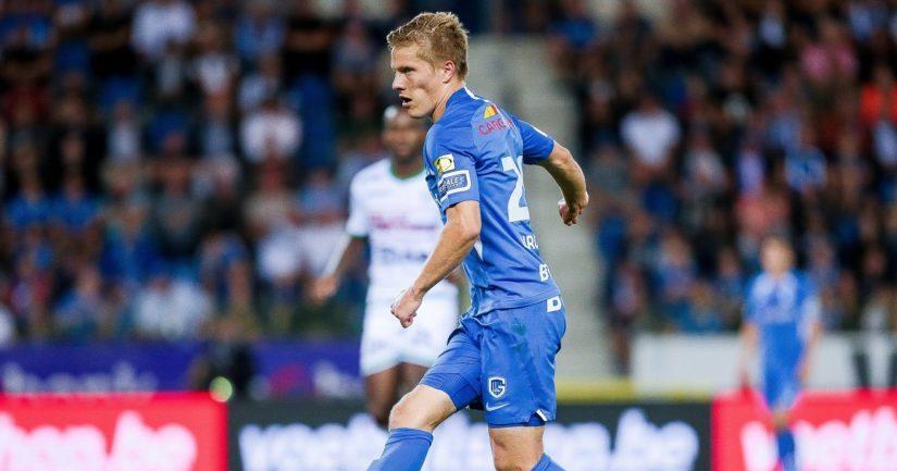 Suomen maajoukkuepelaaja Jere Uronen pelaa Mestareiden liigaa belgialaisessa KRC Genkissä.