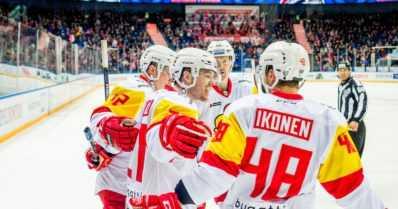 Jokerit voitti Kiinassa – Mestiksestä KHL:ään harpannut lupaus juhlisti synttäreitään