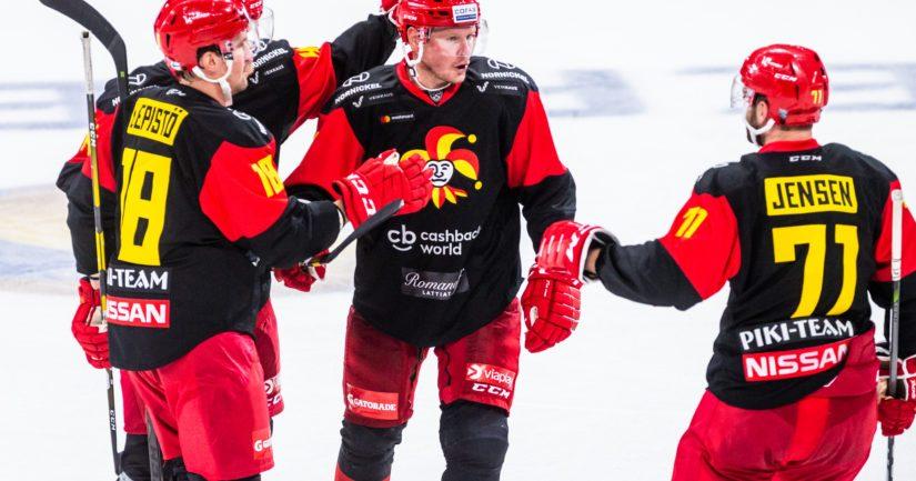 Jokerit uudisti peliasunsa KHL-kaudelle 2019-20.