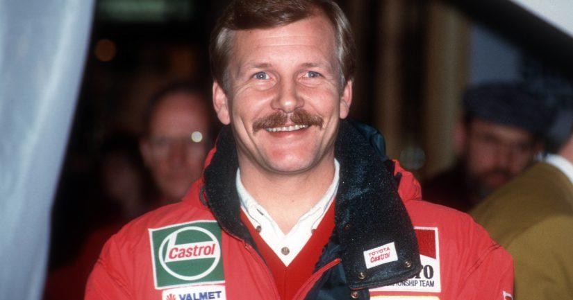 Juha Kankkunen voitti neljä rallin maailmanmestaruutta.