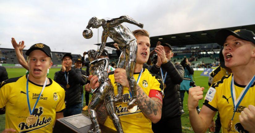 Kuopion Palloseura on jalkapallon 2019 Suomen mestari .