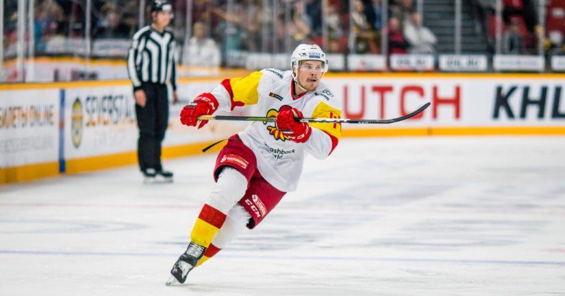 Mikko Lehtonen on ollut Jokereissa hurjassa vireessä.