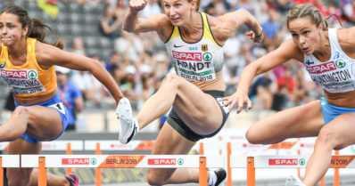 Maria Huntington rikkoi Dohan MM-rajan – Suomen historian kolmanneksi paras tulos!