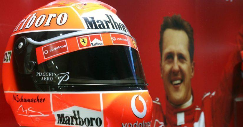 Michael Schumacher voitti Formula ykkösissä seitsemän maailmanmestaruutta.