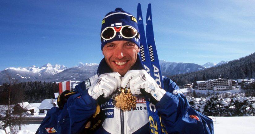 Mika Myllylä oli uransa huipulla 1997-99. Hänen elämänsä romahti Lahden 2001 dopingskandaalissa.
