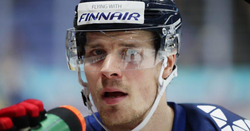 Puolustaja Mikko Lehtonen, kevään 2019 maailmanmestari, on pelannut Leijonissa ja Jokereissa vahvasti. Lehtonen onkin useamman NHL-seuran kiikarissa.