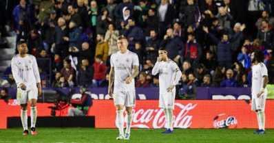 Real Madridille voi käydä köpelösti – putoaminen olisi seuralle katastrofi