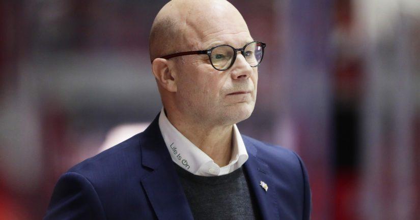 Paljon kokenut Risto Dufva tuli kesken kauden Vaasan Sportin päävalmentajaksi.