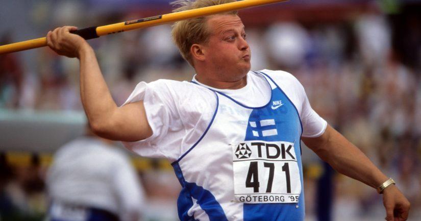 Seppo Räty on ainoa kolmissa eri olympiakisoissa mitalin voittanut suomalaiskeihäänheittäjä