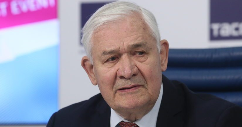 Legendaarinen Vladimir Jursinov valmensi Turussa 1992-1998.